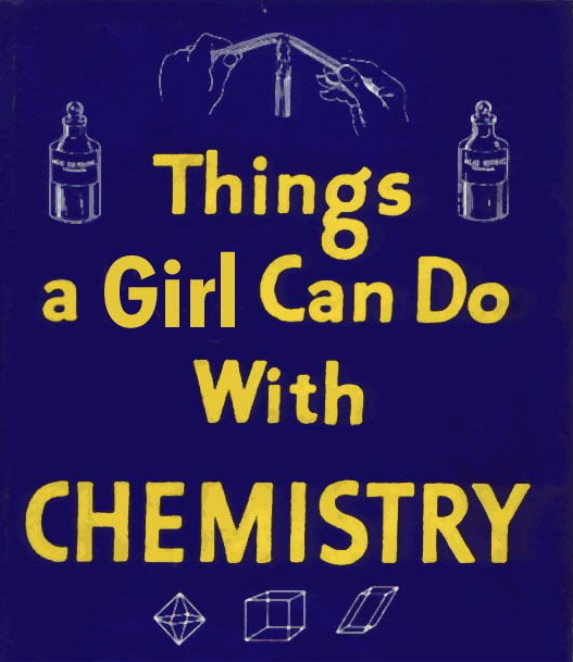 things a girl can do with chemistry